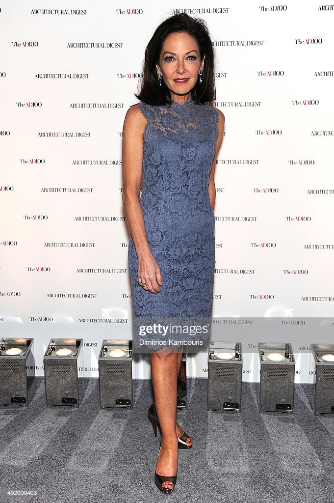 <a gi-track='captionPersonalityLinkClicked' href=/galleries/search?phrase=Margaret+Russell&family=editorial&specificpeople=221550 ng-click='$event.stopPropagation()'>Margaret Russell</a>, Editor In Chief of Architectural Digest attends The AD100 Gala Hosted By Architectural Digest Editor In Chief <a gi-track='captionPersonalityLinkClicked' href=/galleries/search?phrase=Margaret+Russell&family=editorial&specificpeople=221550 ng-click='$event.stopPropagation()'>Margaret Russell</a> at The Four Seasons Restaurant on November 25, 2013 in New York City.