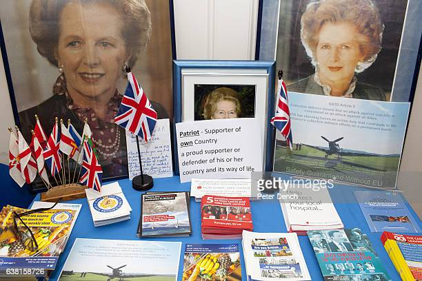 Margaret Thatcher House in the town of Romford constituency address of Andrew Rosindell MP who would like the UK to leave the EU Romford is a large...