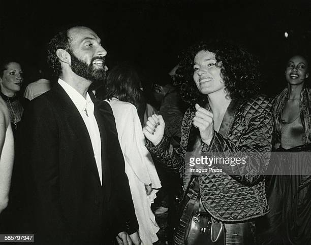 Margaret Trudeau and Francisco Kripacz at Studio 54 circa 1979 in New York City