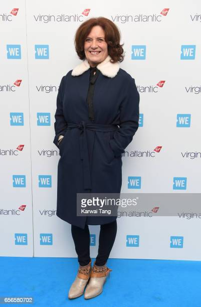 Margaret Trudeau attends WE Day UK at The SSE Arena on March 22 2017 in London United Kingdom