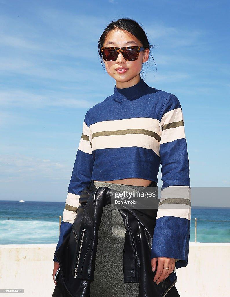 Ten Pieces - Arrivals - Mercedes-Benz Fashion Week Australia 2015