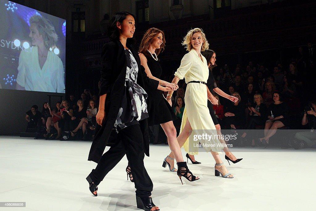 Fashion Bloggers On Style: Spring Edits - Runway - MBFFS 2014