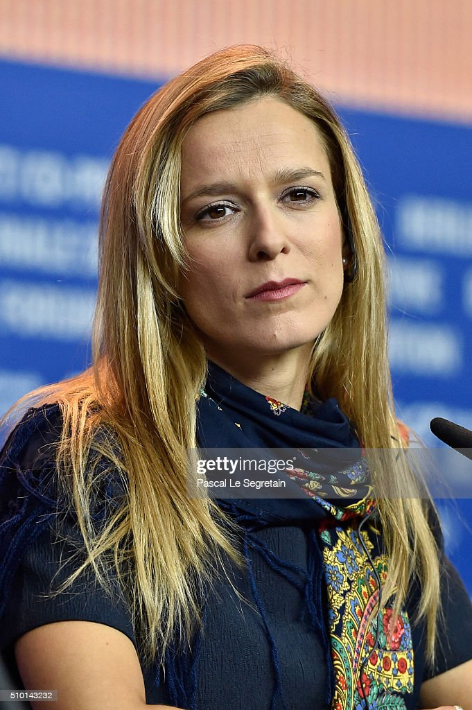 Margarida Vila-Nova is seen during the 'Letters from War' (Cartas da guerra) press conference during the 66th Berlinale International Film Festival Berlin at Grand Hyatt Hotel on February 14, 2016 in Berlin, Germany.