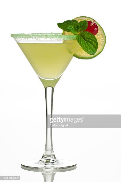 Margarita Cocktail with Clipping Path