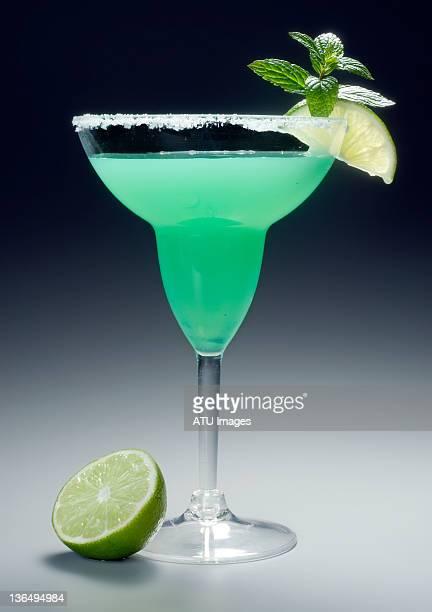 margarita in regular glas
