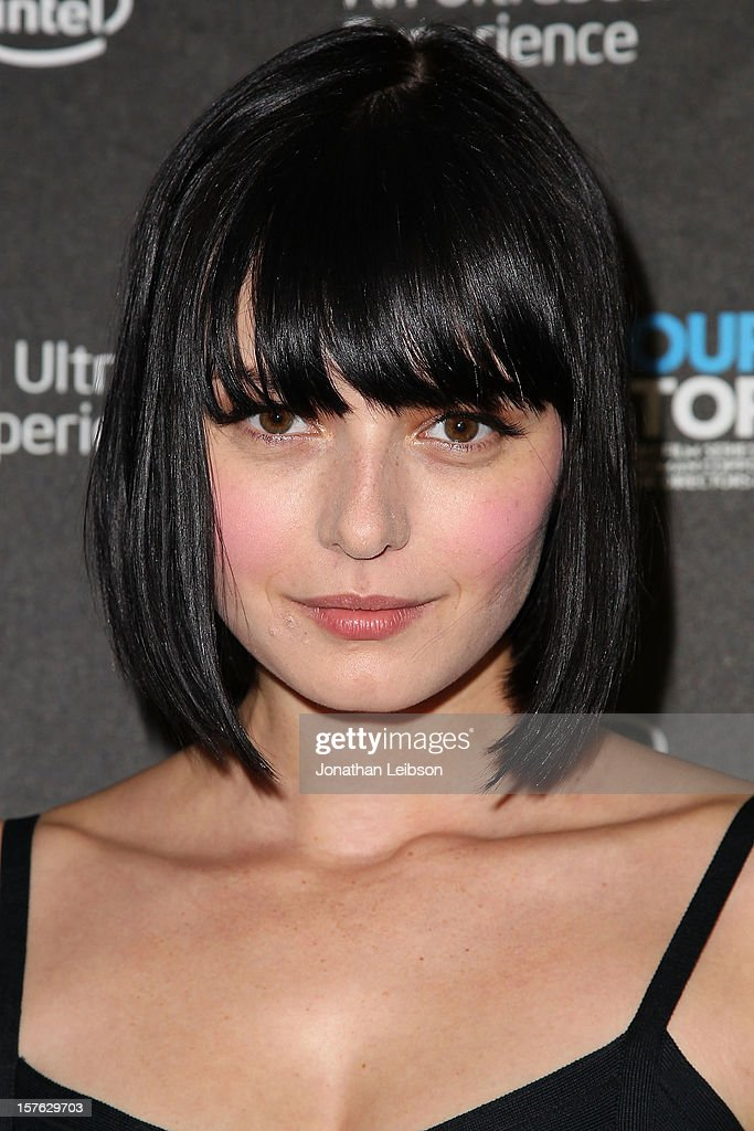 Margarita Kallas attends the 'Four Stories' - Los Angeles Premiere at W Los Angeles-Westwood on December 4, 2012 in Los Angeles, California.