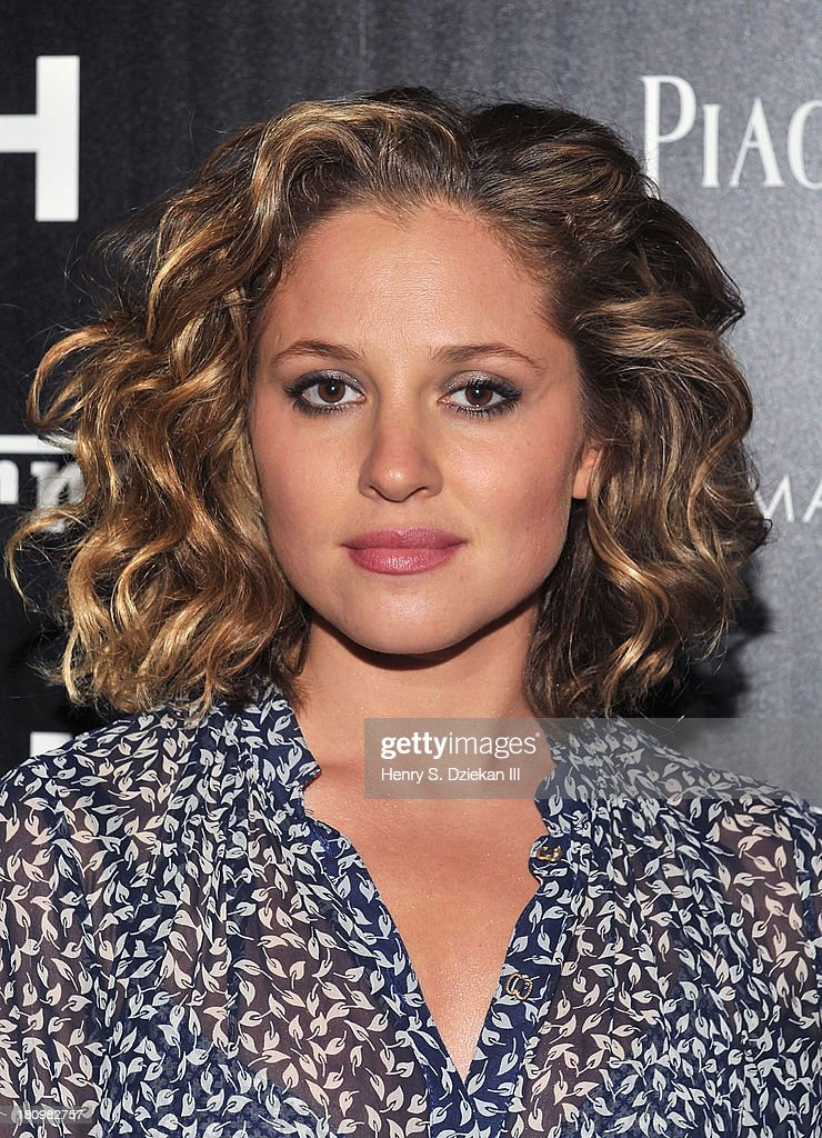 <a gi-track='captionPersonalityLinkClicked' href=/galleries/search?phrase=Margarita+Levieva&family=editorial&specificpeople=630349 ng-click='$event.stopPropagation()'>Margarita Levieva</a> attends the Ferrari & The Cinema Society screening of 'Rush' at Chelsea Clearview Cinema on September 18, 2013 in New York City.