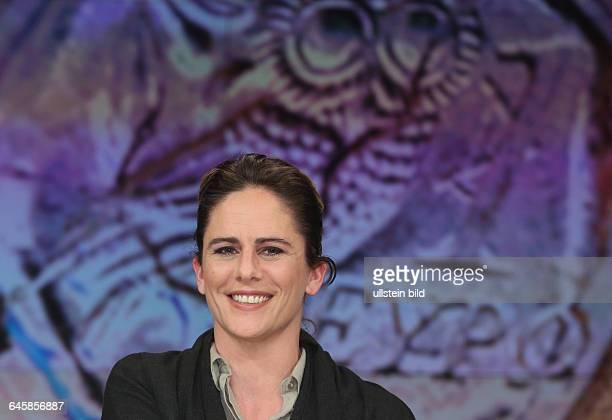 Margarita Tsomou in der ZDFTalkshow 'Maybrit_Illner' am in BerlinThema der Sendung Athen gegen alle Scheitert der Euro