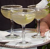 Margaritas on November 8 2014 in Santa Barbara California