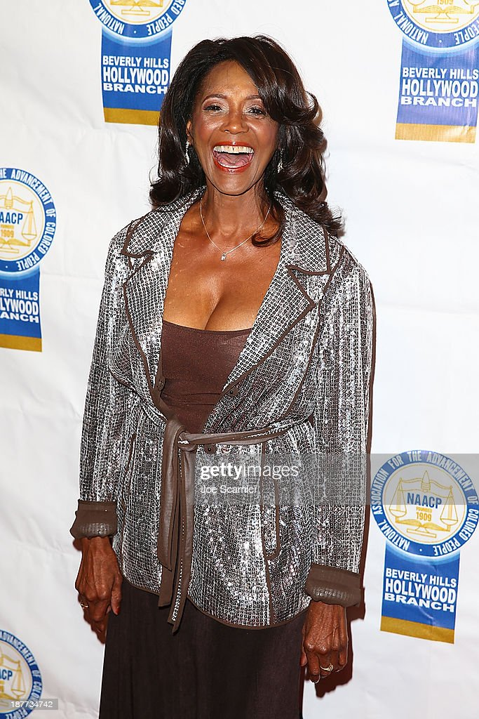 Margart Avery arrives at the 23rd annual NAACP Theatre Awards at Saban Theatre on November 11, 2013 in Beverly Hills, California.