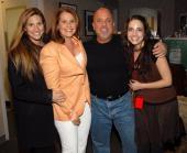 Margaux Bracco Lorraine Bracco Billy Joel and Alexa Ray Joel