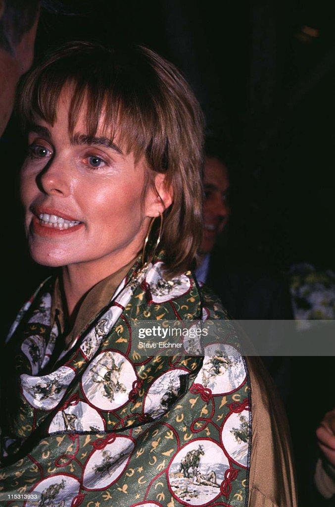 <a gi-track='captionPersonalityLinkClicked' href=/galleries/search?phrase=Margaux+Hemingway&family=editorial&specificpeople=218193 ng-click='$event.stopPropagation()'>Margaux Hemingway</a> during <a gi-track='captionPersonalityLinkClicked' href=/galleries/search?phrase=Margaux+Hemingway&family=editorial&specificpeople=218193 ng-click='$event.stopPropagation()'>Margaux Hemingway</a> at Sony Building at Sony Building in New York City, New York, United States.