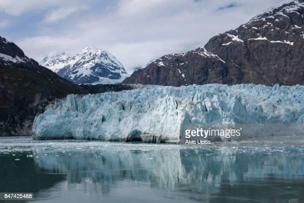 Margerie Glacier in Glacier Bay Alaska.