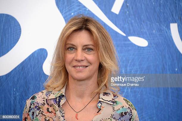 Margherita Buy attends a photocall for 'Questi Giorni' during the 73rd Venice Film Festival at Palazzo del Casino on September 8 2016 in Venice Italy