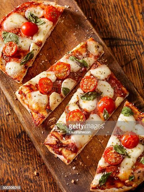 Focaccia Pizza Margherita