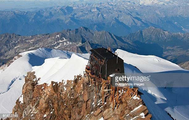 Margherita Hut, on Monte Rosa