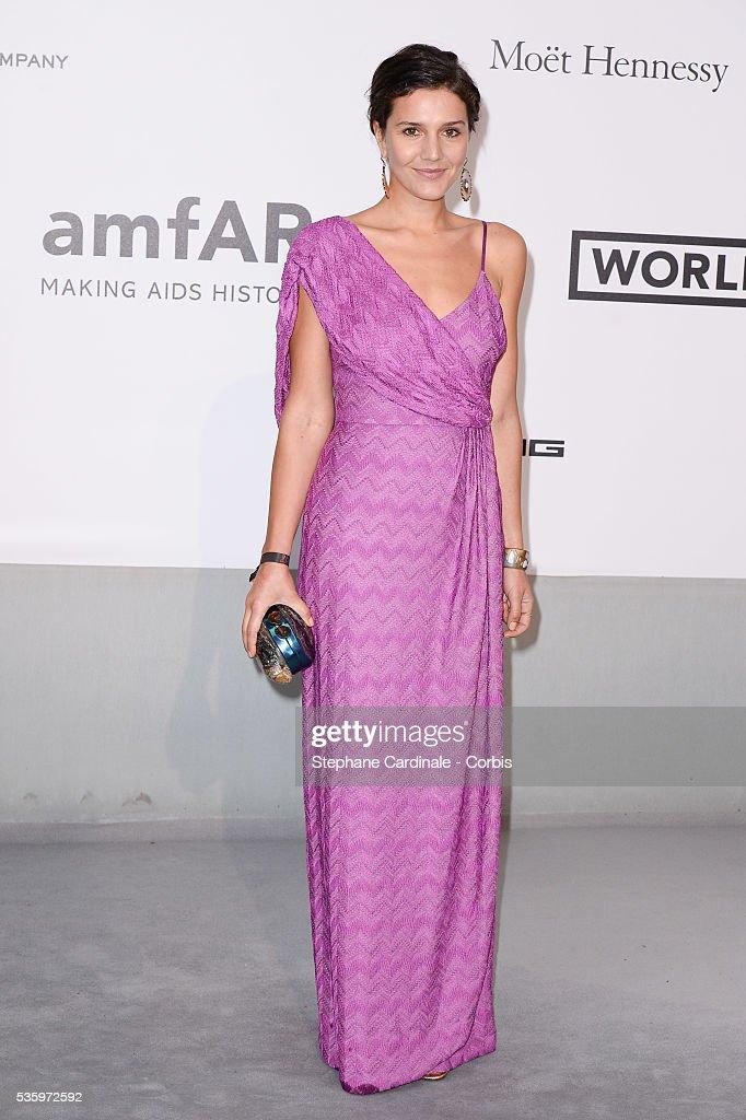 Margherita Missoni at the amfAR's 21st Cinema Against AIDS Gala at Hotel du Cap-Eden-Roc during the 67th Cannes Film Festival