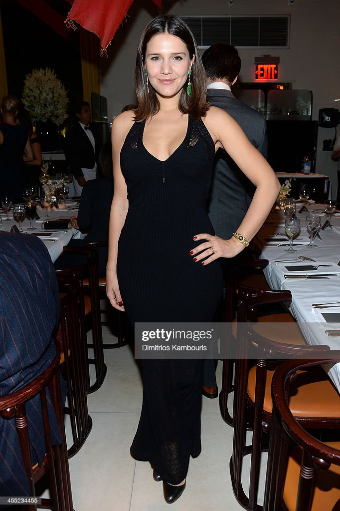 Margherita Missoni attends MAC Cosmetic's John Demsey and Zac Posen's dinner to celebrate his Pre- Fall Collection at Mr Chow on December 11, 2013 in New York City.