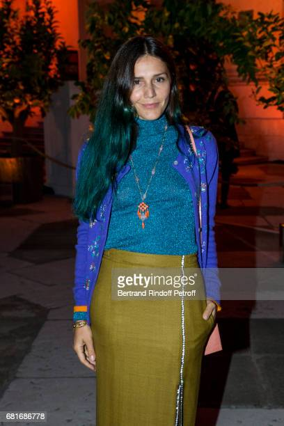 Margherita Missoni attends the Cini party during the 57th International Art Biennale on May 10 2017 in Venice Italy