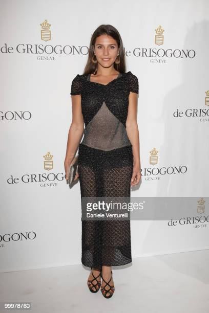 Margherita Missoni attends the de Grisogono party at the Hotel Du Cap on May 18 2010 in Cap D'Antibes France