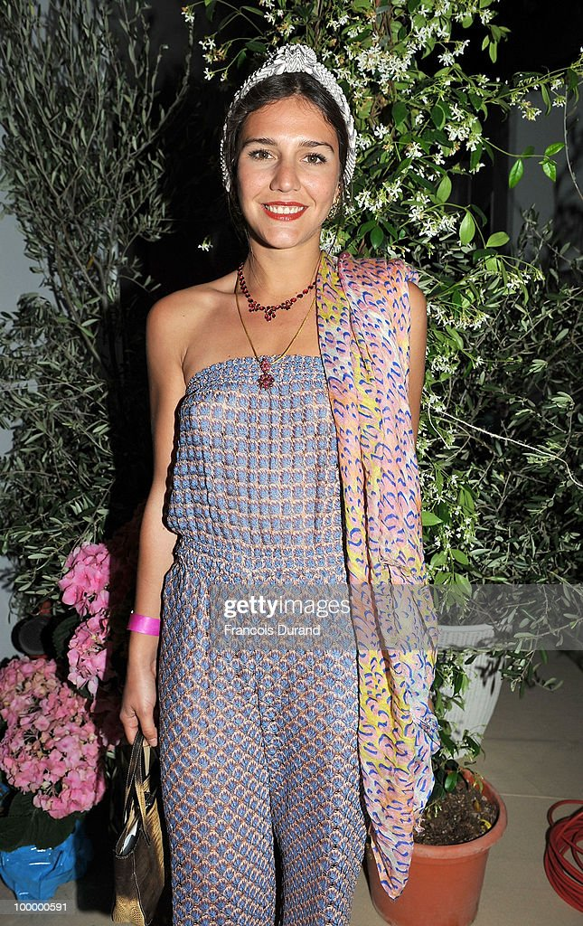 Margherita Missoni attends the Replay Party during the 63rd Annual Cannes Film Festival at Style Star Lounge on May 19, 2010 in Cannes, France.