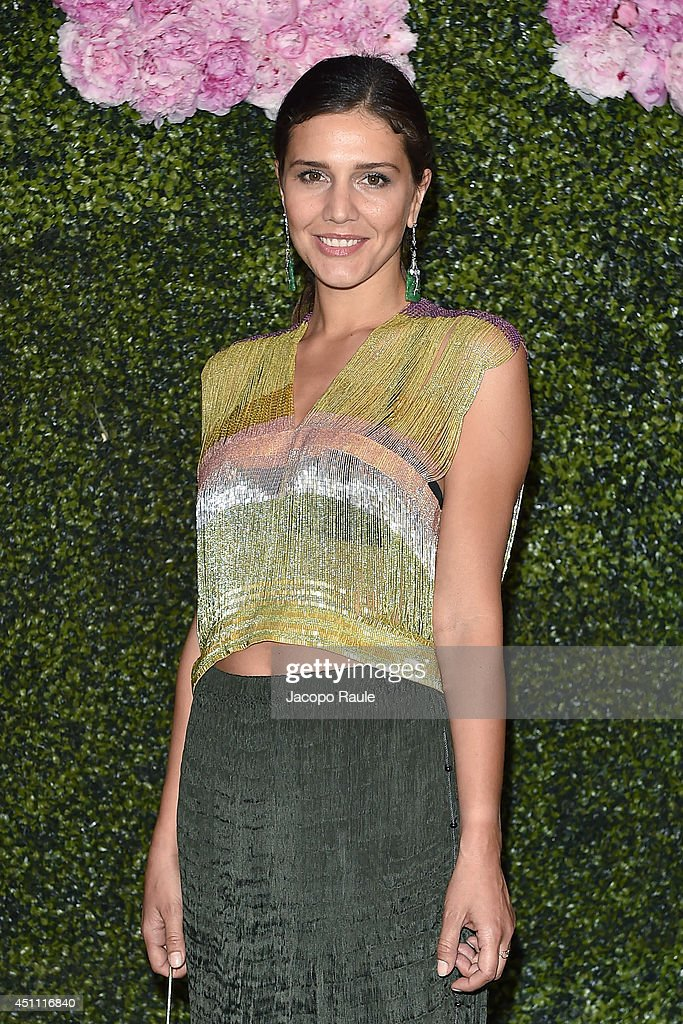 <a gi-track='captionPersonalityLinkClicked' href=/galleries/search?phrase=Margherita+Missoni&family=editorial&specificpeople=240440 ng-click='$event.stopPropagation()'>Margherita Missoni</a> attends the Stella McCartney Garden Party during the Milan Fashion Week Menswear Spring/Summer 2015 on June 23, 2014 in Milan, Italy.