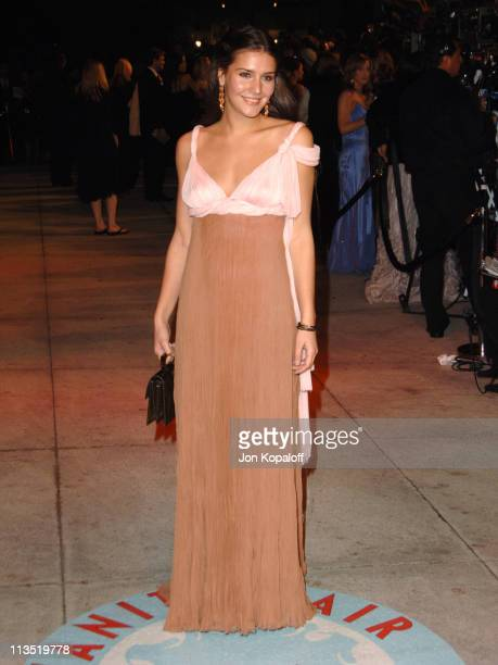 Margherita Missoni during 2006 Vanity Fair Oscar Party at Morton's in West Hollywood California United States