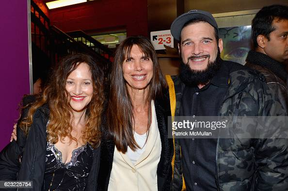 Margie Beck Myra Scheer and Phillip Bloch attend the DOC NYC Premiere 'The Incomparable Rose Hartman' at IFC Center on November 13 2016 in New York...