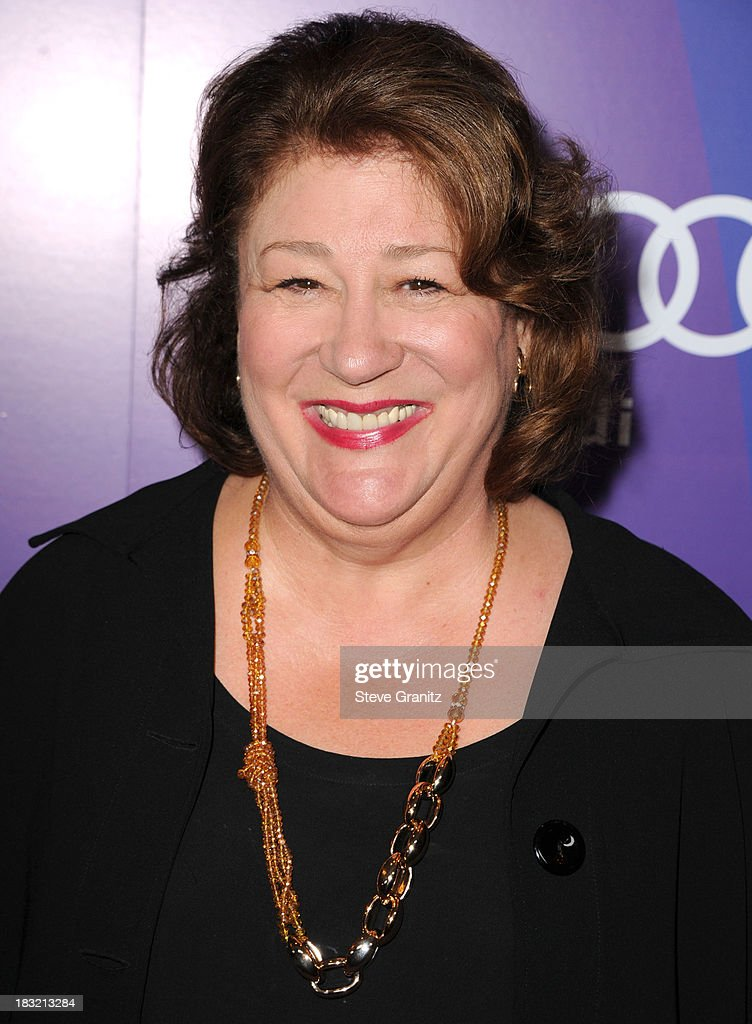 Margo Martindale arrives at the Variety's 5th Annual Power Of Women Event at the Beverly Wilshire Four Seasons Hotel on October 4, 2013 in Beverly Hills, California.