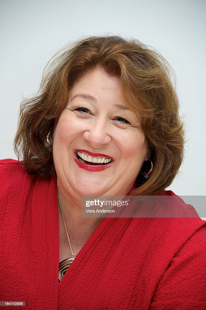 Margo Martindale at 'The Millers' Press Conference at the Four Seasons Hotel on October 14 2013 in Beverly Hills California