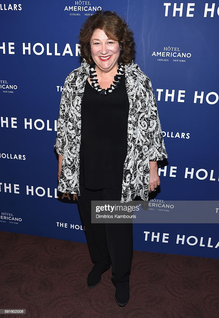 Margo Martindale attends 'The Hollars' New York Screening at Cinepolis Chelsea on August 18 2016 in New York City