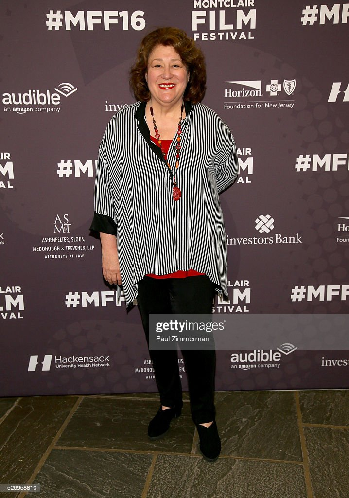<a gi-track='captionPersonalityLinkClicked' href=/galleries/search?phrase=Margo+Martindale&family=editorial&specificpeople=2649306 ng-click='$event.stopPropagation()'>Margo Martindale</a> attends the Montclair Film Festival 2016 - Day 3 Conversations at Montclair Kimberly Academy on May 1, 2016 in Montclair, New Jersey.