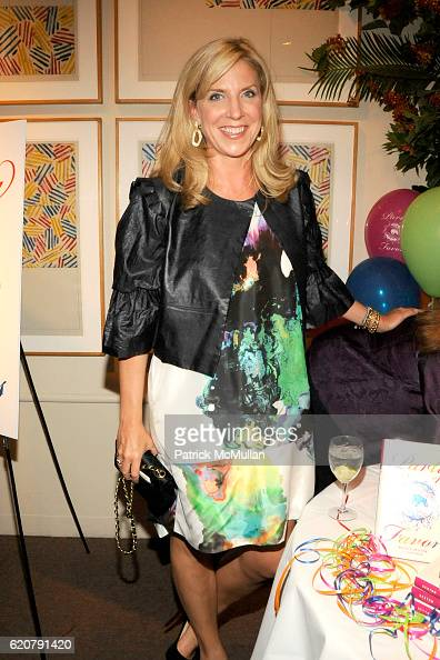 Margo McNabb Nederlander attends 'PARTY FAVORS' by Nicole Sexton Book Release Party at Michael's on July 29 2008 in New York City