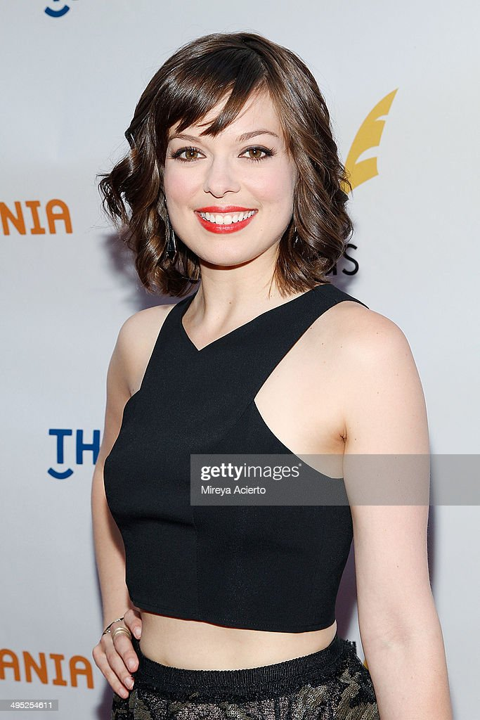 <a gi-track='captionPersonalityLinkClicked' href=/galleries/search?phrase=Margo+Seibert&family=editorial&specificpeople=12476624 ng-click='$event.stopPropagation()'>Margo Seibert</a> attends the 2014 Drama Desk Awards at Town Hall on June 1, 2014 in New York City.