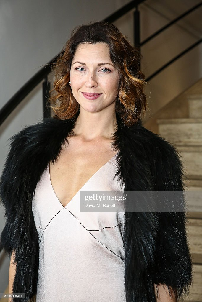 Margo Stilley attends a private view of 'Ordinary Madness' by Charlotte Colbert at Gazelli Art House on June 30, 2016 in London, England.