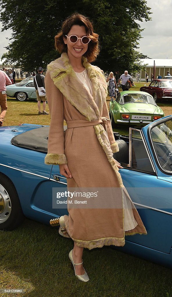 <a gi-track='captionPersonalityLinkClicked' href=/galleries/search?phrase=Margo+Stilley&family=editorial&specificpeople=210633 ng-click='$event.stopPropagation()'>Margo Stilley</a> attends The Cartier Style et Luxe at the Goodwood Festival of Speed at Goodwood on June 26, 2016 in Chichester, England.