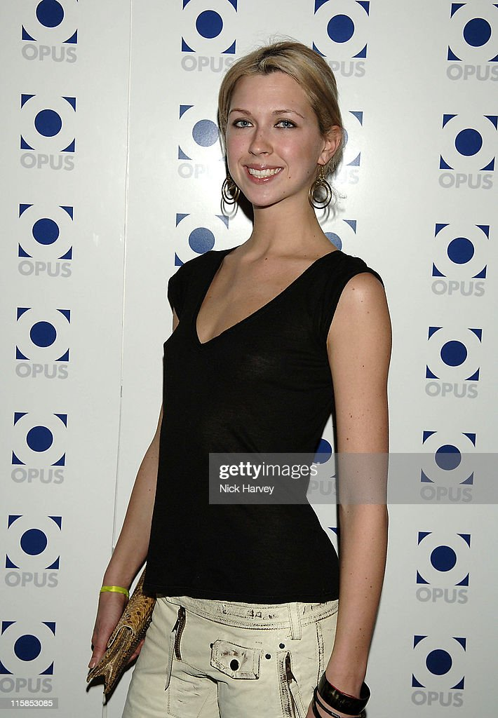Margo Stilley during Kraken Opus Launch Party Inside at Sketch in London Great Britain