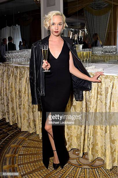 Margot attends the alice olivia by Stacey Bendet Spring 2015 NYFW Presentation at The Pierre Hotel on September 8 2014 in New York City