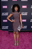 Margot Bingham attends the 2016 VH1 Hip Hop Honors All Hail The Queens at Hammerstein Ballroom on July 11 2016 in New York City