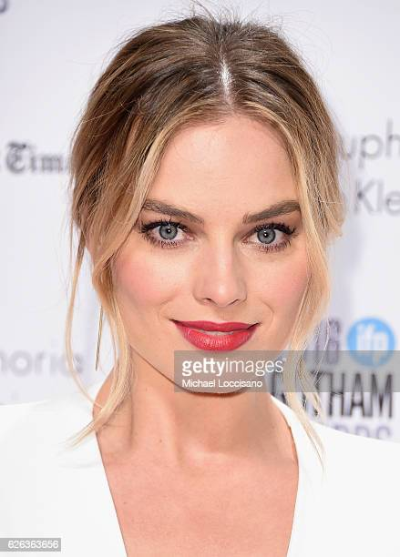Margot Robbie attends the 26th Annual Gotham Independent Film Awards at Cipriani Wall Street on November 28 2016 in New York City