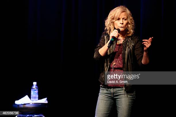 Maria Bamford performs at Iron City on January 23 2015 in Birmingham Alabama