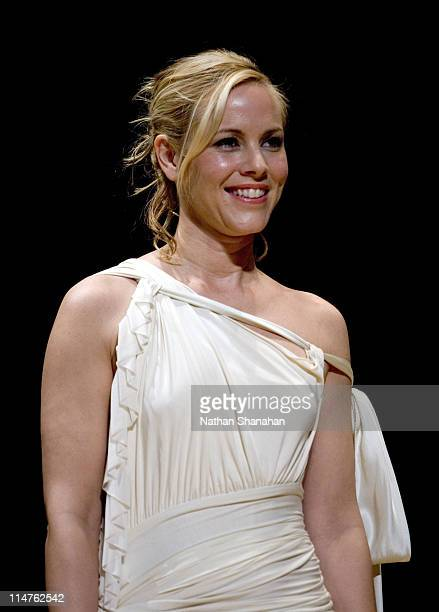 Maria Bello during 'A History of Violence' Tokyo Premiere at Canadian Embassy in Tokyo Japan