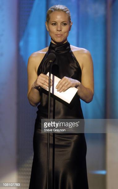 Maria Bello during The 7th Annual PRISM Awards Show at The Henry Fonda Theater in Los Angeles California United States