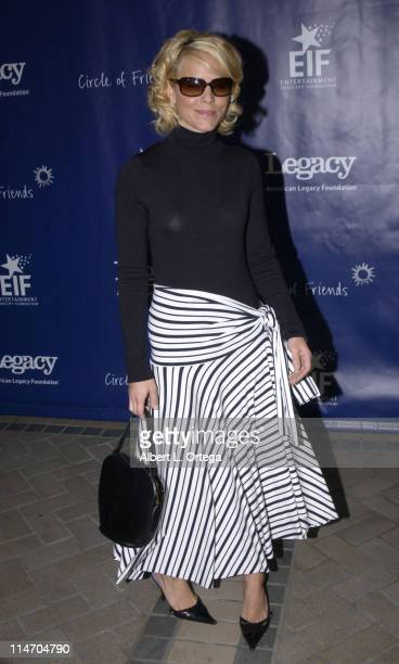 Maria Bello during The Entertainment Industry Foundation and The American Legacy Foundation Join Forces To Host 'Women's Health 2003' Luncheon at...