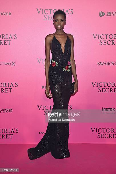 Maria Borges attends the 2016 Victoria's Secret Fashion Show after party on November 30 2016 in Paris France