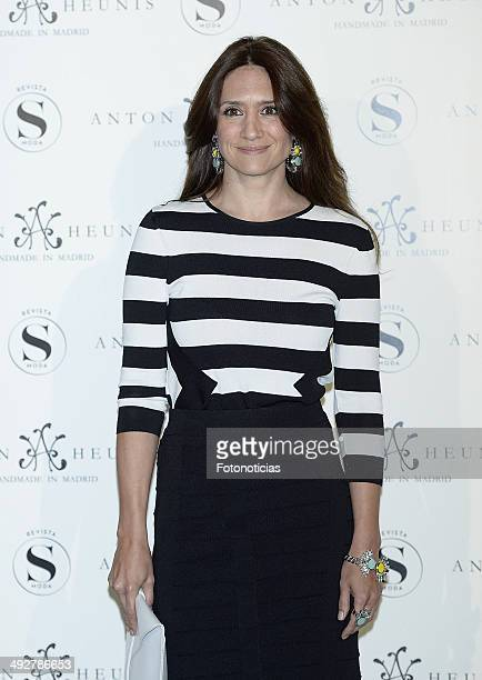 Maria Botto attends Anton Heunis Jewelry 10th anniversary at the Sala de Alhajas on May 21 2014 in Madrid Spain