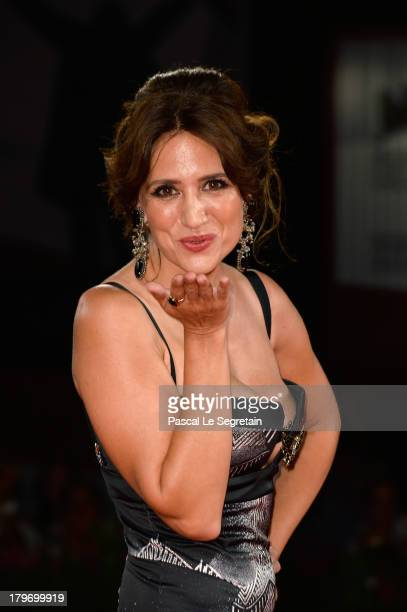 Maria Botto attends 'Unforgiven' Premiere during the 70th Venice International Film Festival at Palazzo del Cinema on September 6 2013 in Venice Italy