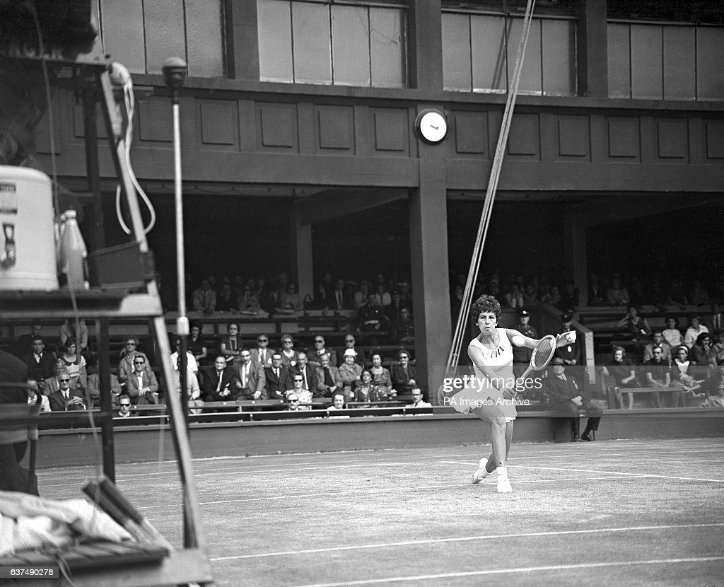 Tennis 1964 Wimbledon Championships Women s Singles