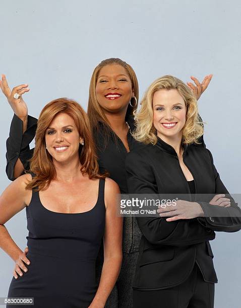 Maria Celeste Arraras Queen Latifah and Marissa Mayer