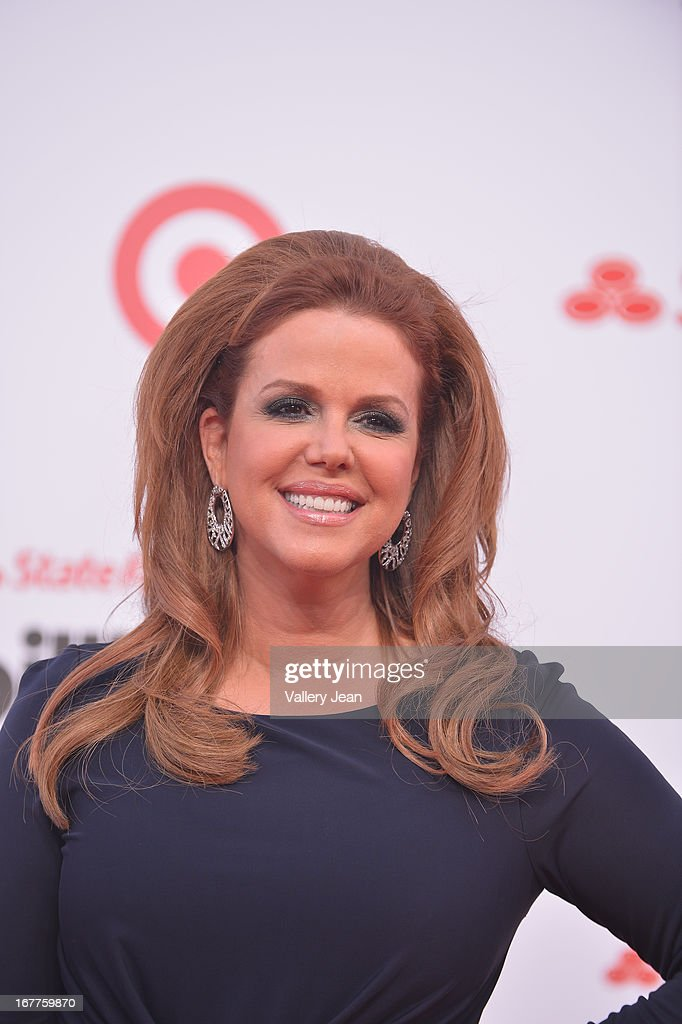 Maria Celeste arrives at Billboard Latin Music Awards 2013 at Bank United Center on April 25, 2013 in Miami, Florida.